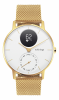 Withings HR Limited 36m Mesh goldf HWA03B36WHTGOLDMESHGOLDALLINT Smartwatch