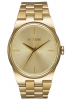 Nixon A953 502 Idol All Gold Damen-Armbanduhr