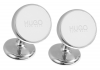 Hugo 50323059 E-Color Manschetten-Knöpfe Open White
