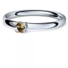 Silber Ring Citrin 925 + inkl. Luxusetui + PORTOFREI Citrin Ring Silber Citrinring Silber (Silber 925) - Concinnity Amoonic Schmuck