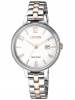 Citizen EW2446-81A Eco-Drive Damenuhr 31mm 5ATM