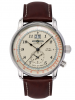 Herrenuhr LZ126 Los Angeles Dual-Time Zeppelin creme