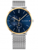 Herrenuhr Brooklyn TOMMY HILFIGER blau