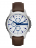 Herren-Chronograph Armani Exchange connected Braun