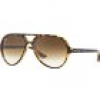 Ray Ban Sonnenbrille - Cats 5000 Classic - RB4125-710/51