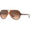Ray Ban Sonnenbrille - Cats 5000 Classic - RB4125-820/A5
