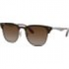Ray Ban Sonnenbrille - Blaze Clubmaster - RB3576N-041/13