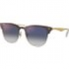 Ray Ban Sonnenbrille - Blaze Clubmaster - RB3576N-043/X0