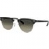 Ray Ban Sonnenbrille - Clubmaster Metal - RB3716-900471-51