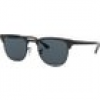 Ray Ban Sonnenbrille - Clubmaster Metal - RB3716-186/R5-51