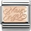 Nomination Classic - Composable Classic - 9k Rosegold - Mein Engel - 430101/20