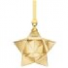 Swarovski Kristall Figuren - Star Ornament Gold Tone Small - 5223596