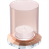 Swarovski Teelicht - Allure Tea Light Rose Gold Tone - 5235861