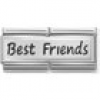 Nomination Classic - Composable Classic Double Link Best Friends - 330710/03