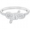 Swarovski Ring - Lifelong Bow - 5474934-1