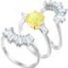 Swarovski Set - Sunshine - 5459595-1
