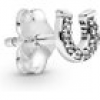 Pandora Ohrstecker - My lucky Horseshoe - 298369CZ