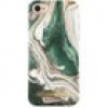 IDeal of Sweden Handyzubehör - Golden Jade Marble - IDFCAW18-I7-98