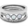 Fossil Ring - Trio - JF03144040