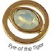 Quoins Anhänger - Eye of the Tiger - QMOK-03S-R-OP