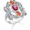 Thomas Sabo Ring - Glam and Soul - Libelle - TR2228-340-7