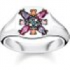 Thomas Sabo Ring - Glam and Soul - Farbige Steine - TR2230-318-7