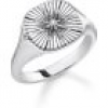 Thomas Sabo Ring - Rebel at Heart - Vintage Stern - TR2247-643-14