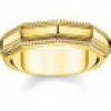 Thomas Sabo Ring - Eckig - TR2276-413-39