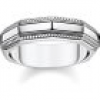 Thomas Sabo Ring - Eckig - TR2276-637-21
