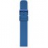 Skagen Men Silikonband - 20 Mm - Blau - One size