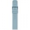 Skagen Men Silikonband - 20 Mm - Hellblau - One size