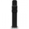 Skagen Men Apple Watch Silikonband - 38 Mm - Schwarz - One size