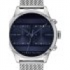 Tommy Hilfiger 1791596 Dual Time Herren 44mm 5ATM