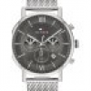 Tommy Hilfiger 1710396 Even Dual-Time Herren 44mm 5ATM