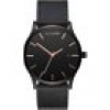 MVMT MM01-BBRGL Classic Black Rose Leather 45mm 3ATM