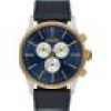 Nixon A405-1922 Herren Sentry Chrono Leather 42mm 10ATM