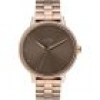 NIXON A099-2214 Kensington Rose Gold Taupe 37mm 5ATM