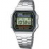 CASIO A168WA-1YES Collection 35mm 3ATM
