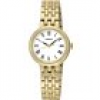 Seiko SRZ464P1 Ladies Classic Damenuhr gold 25mm 50M