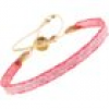 Armband PINK &amp  WEISS