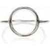 CIRCLE Sterling Silber